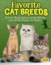 Cats Rule!: Favorite Cat Breeds : Persians, Abyssinians, Siamese, Sphynx, and.