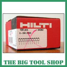 HILTI 47MM GENUINE NAILS FOR HILTI DX460 X-DNI 47MX 34382 MAGAZINE