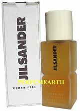 Woman Pure By Jil Sander 3.3/3.4oz. Edt Tester Spray For Women New In Tester Box