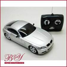 MODELLINO AUTO SCALA 1:20 CON RADIOCOMANDO toy car BMW Z4M SY322-3 Acquaverde