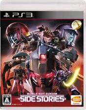 PS3 Mobile Suit Gundam Side Stories Free shipping Japan import F/S