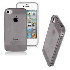 Case IPHONE 4, 4g 4S Case Silicone Gel H-Qualité, 7 Colours to Choose