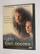 HBO HOME VIDEO - Last of the Dogmen (DVD, 1999, Special Edition, SNAPCASE)