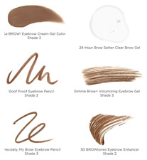 Benefit Brow Superstars Shade 3 - Warm Light Brown Worth of Products