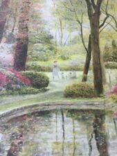 """HAROLD ALTMAN """"Family"""" 1990 signed Original Lithograph 131/285 park gardens"""