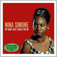 NINA SIMONE - MY BABY JUST CARES FOR ME (2014) 2 CD NEW!