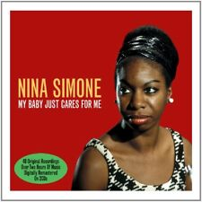 NINA SIMONE - MY BABY JUST CARES FOR ME (2014) 2 CD NEUF