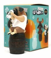 Cheers Series 1 Animal Life - PUG BEER - Union Creative - Toy Collectible