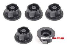 Neu 5 Stück Befestigungselement/Gummi für Motorabdeckung Mercedes  A6420940785