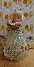 Precious Moments Autumn Belle Fou 00004000 r Seasons Belles Spun Glass Bell Figurine 2001