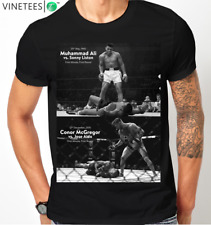 CONOR MCGREGOR MMA THE NOTORIOUS CHAMP CHAMP MUHAMMAD ALI MENS T Shirt