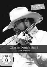 CHARLIE DANIELS BAND New Sealed 2017 LIVE 1980 CONCERT DVD