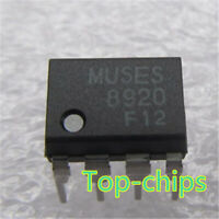 1pcs MUSES8920 MUSES8920D ORIGINAL Audio Operational Amplifier NEW