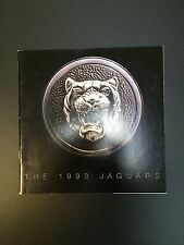 JAGUAR BROCHURE The 1993 Jaguars 6