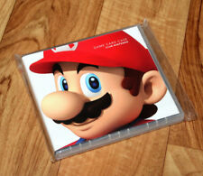 Club Nintendo Europe 3DS DS Super Mario Game Card Case Rare Not For Sale