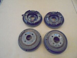 "ford  escort   mk2  rs2000  9""rear brakes"