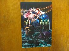 """KATY  PERRY (""""Fantasy Mermaid/Dark Horse/Part of Me"""")Signed  6 X 9  Color  Photo"""