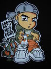 TEE-SHIRT.......Art is not a Crime.......Taille M.