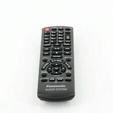 GENUINE PANASONIC AUDIO SYSTEM N2QAYB001022 HIFI Remote Control
