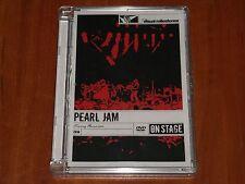 PEARL JAM LTD DVD TOURING BAND 2000 LIVE CONCERT PERFORMANCES RARE FOOTAGE New