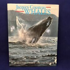 Jacques Cousteau : Whales by Yves Paccalet and Jacques Cousteau (1988, Hardcove…