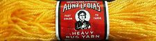 Aunt Lydia's Heavy Rug Yarn 60-70 Yard Skeins Polyester 50+ COLORS You Pick Vtg