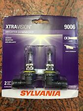 *NEW* Sylvania 9006 XTRAVISION 9006 Car Headlight Bulb - 2 Pack