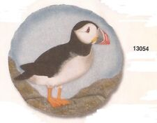 New listing Puffin Stepping Stone Hanging Plaque [#13054] by Spoontiques