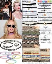 Pearl Alloy Fashion Chokers