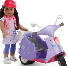 AMERICAN GIRL DOLL TRULY ME SCOOTER.NIB(DOLL NOT INCLUDED)