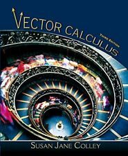 Vector Calculus (3rd Edition) by Colley, Susan J.