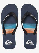 Quiksilver Men Flip Flops Molokai Seasons Casual Beach Slippers AQYL100940-XKBB