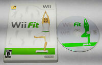 Wii Fit (Wii, 2008) RVL P RFNE USZ Variant Boxed