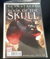 Fear Itself #1 Prologue Book of the Skull High Grade Comic Book RM6-271