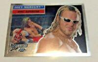 2006 Topps Chrome Heritage WWE Superstar Joey Mercury #7 Wrestling Trading Card