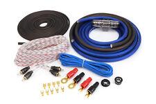 KnuKonceptz KCA 8 Gauge TRUE 8 Gauge Amp Kit Installation Wiring Kit