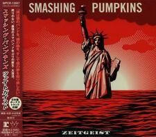 SMASHING PUMPKINS Zeitgeist +1 FIRST JAPAN CD OBI WPCR-12667