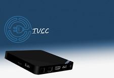 REF TVCC Mini M8S II Smart Android TV BOX HTPC 4K UltraHD Amlogic S905X 2GB 16GB
