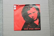 "Rick Astley 7"" single Cry for help PB 44247"