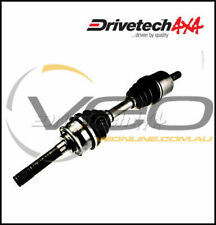 HOLDEN COLORADO RC 3.0L 7/08-5/12 DRIVETECH 4X4 LEFT/RIGHT DRIVESHAFT ASSEMBLY