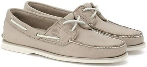 Timberland Tidelands Men's Venetian Taupe/Cashmere Boat Shoe 12M NW/OB