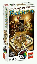 LEGO GAMES / 3855 RAMSES RETURN / RARE RETIRED / BNIB NEW SEALED✔ FAST P&P✔