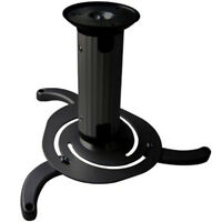 Monoprice Ceiling Bracket for Projector (Black)