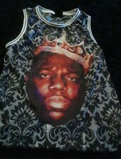 Biggie Smalls Brooklyn Mint Shirt Tank Top Unisex Sz S Big Poppa Notorious B.I.G