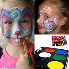 Professional Face Body Paint Oil Painting Art Make Up Halloween Party Kit Sets