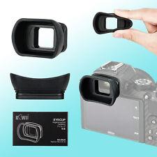 DK-30 Nikon Long Extended Eyepiece Eyecup Soft Rubber Silicone Cushioning Z50