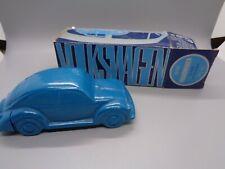 Vintage Avon Volkswagen Vw Bug Beetle Oland After Shave Decanter Fragrance Blue