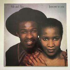 From me to you par toi et moi!!! LP-Vinyl-DEB Music!!! Dennis Brown Productions!