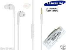 Original Samsung Galaxy S4 I9500 EO-HS3303WE In Ear Earphones Headset 3.5mm Jack