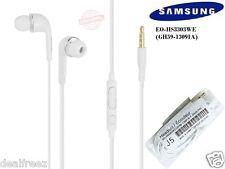 Original Samsung Galaxy S4 I9500 EO-HS3303WE In Ear Earphones Headset 3.5mm Jack